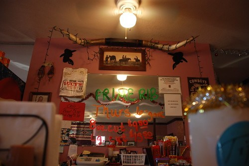 Hank and Judy's Tavern Inside