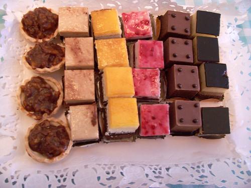Pasteles de Bonache