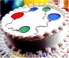 My ideal birthday cake