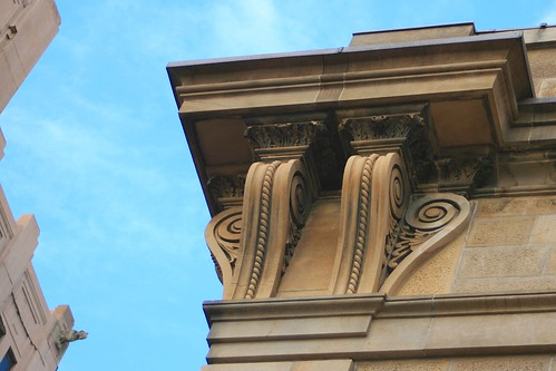 Corner Carvings