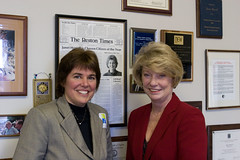 "IMG_3585: Irene and Senator Howell • <a style=""font-size:0.8em;"" href=""http://www.flickr.com/photos/54494252@N00/361247152/"" target=""_blank"">View on Flickr</a>"