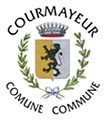 gonfalone comune cournayeur