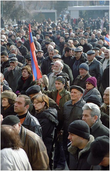 Aylentrank Rally, Liberty Square, Yerevan, Republic of Armenia by Onnik Krikorian, CRD / TI Armenia 2007
