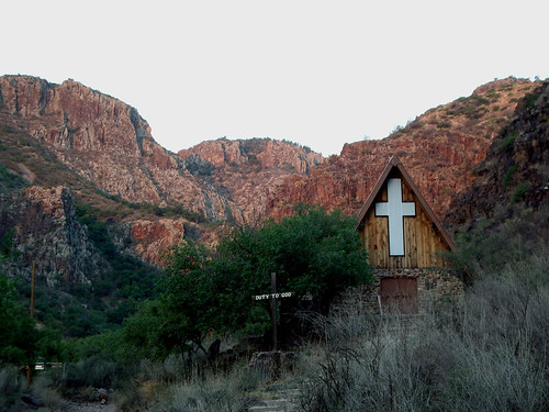 Buffalo Trails Chapel