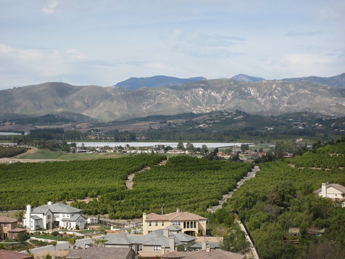 Mountains Behind Camarillo