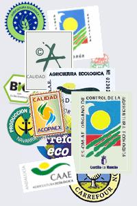 Algunos sellos de calidad que se encuentran en el mercado