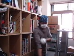 書房向來是KEN的私領域