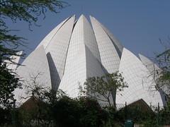 Baha'i House of Worship (Lotus temple), Delhi