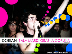 Dorian Concert Coruña