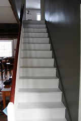 Primed Stairs