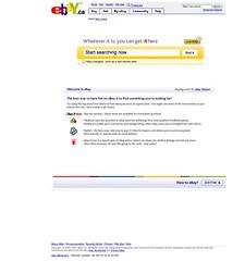 Ebay Homepage Design Lance Wiggs