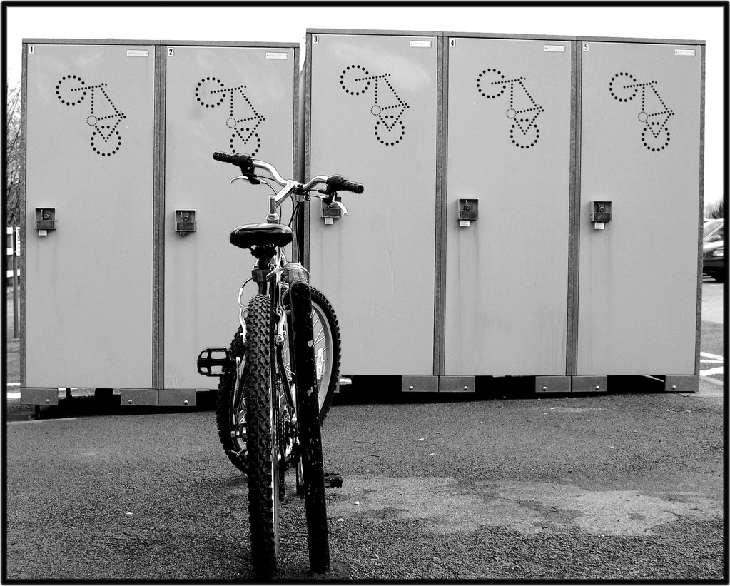 locker para bicis