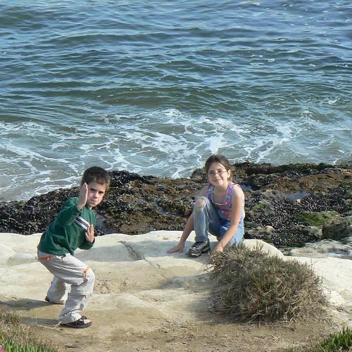 Kids on the Rocks