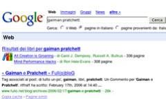 Ma è uscito il libro di Gaiman e Pratchett?
