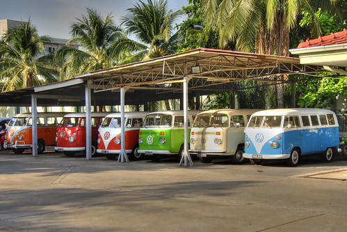 Classic VW-Buses