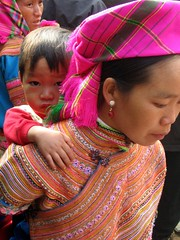 Mother & Child, Coc Ly Market
