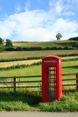 Scenic Telephone Box