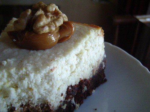 coconut dulce de leche cheesecake 2