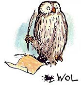 An OWL or a WOL?