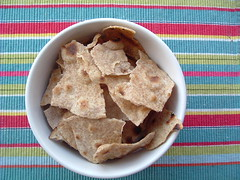 chapati chips