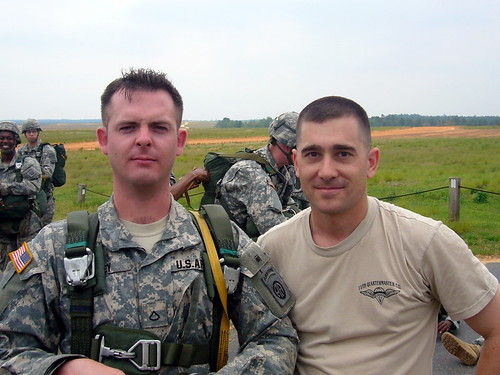 Myself and CPT Fickel