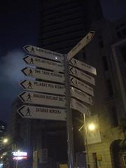 58.街道指示牌