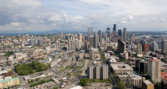 """IMG_5771: View from the Space Needle • <a style=""""font-size:0.8em;"""" href=""""http://www.flickr.com/photos/54494252@N00/19419751/"""" target=""""_blank"""">View on Flickr</a>"""