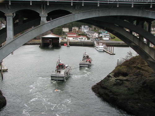 Coast Guard - Depoe Bay