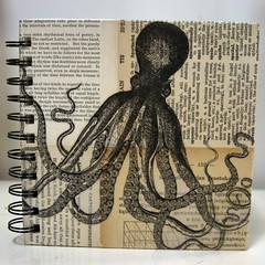 Octopus Journal by Mollycakes on Flickr