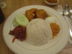 30.Madam Kwan's的椰漿 (Nasi Lemak)
