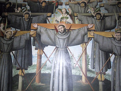 Painting of the Nagasaki Martyrs
