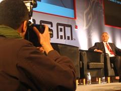 3GSM: Orange boss keynote - Vodafone's Arun Sarin