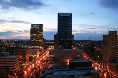 Downtown Lexington, KY