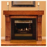 Chattanooga fireplace mantels, Fireplace Facings, Wood