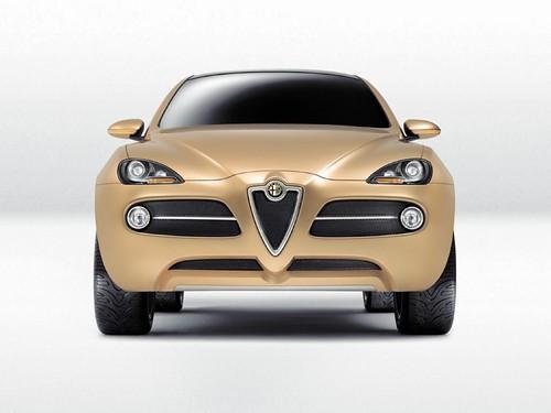 Alfa Romeo Kamal Concept (2003)