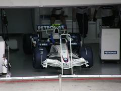 10.Kubica的座車