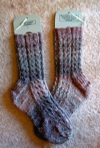 Spindle Socks