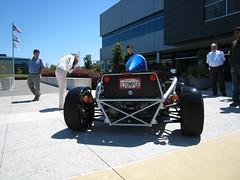 Wrightspeed X1 Prototype