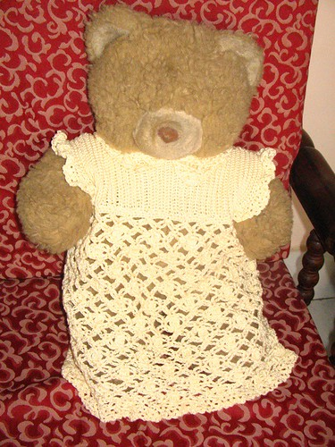 Aura's dress
