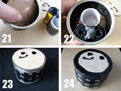 DIY Pinhole blender how-to (step 6) by bricolage.108