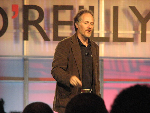Tim O'reilly live
