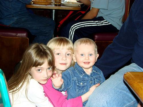 Three Sweet Girls