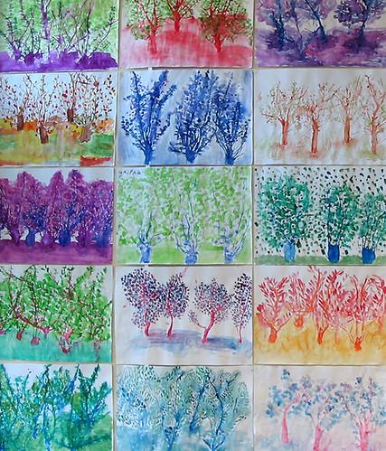 puhutud puud