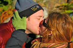 winter kiss