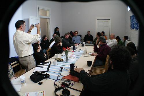 Boston Media Makers Meeting