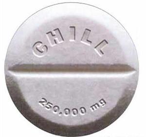 Chill pill!