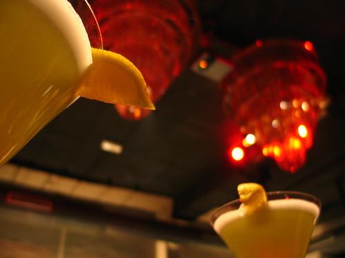 Le garage-cocktail