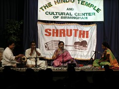 Carnatic concert by Sudha Raghunathan