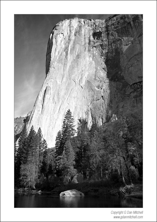 Morning Light, El Capitan