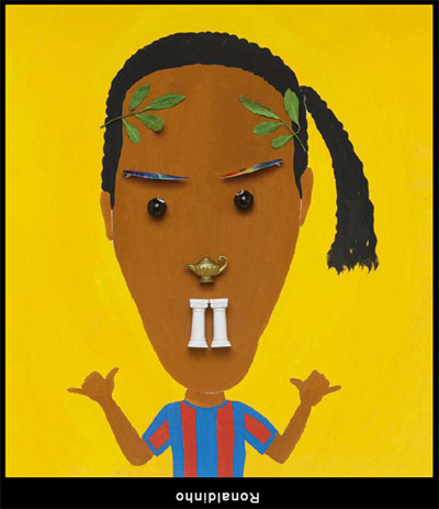 Hanoch Piven Ronaldinho